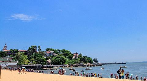 港仔后海滨浴场