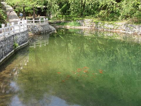 响水湖长城自然风景区旅游景点图片