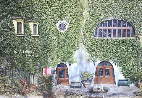 三鹰之森吉卜力美术馆旅游景点攻略图