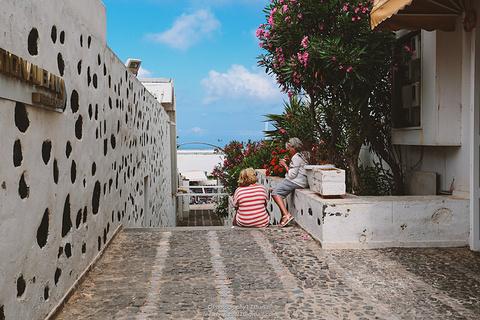 圣托里尼旅游景点图片