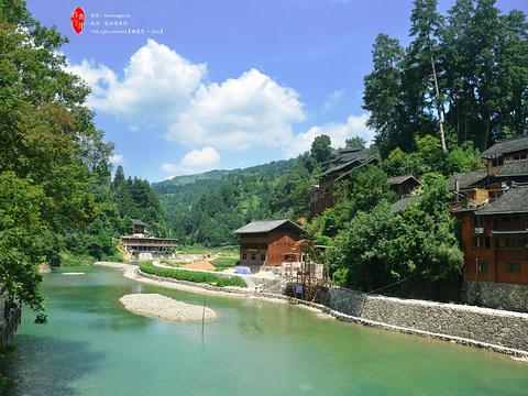 郎德苗寨旅游景点图片