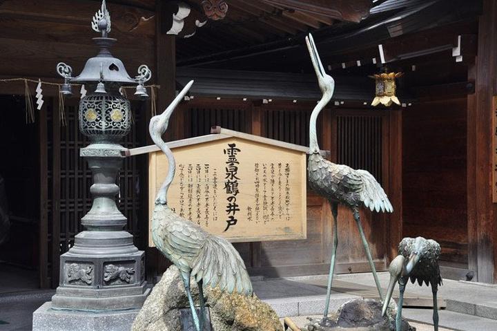 """""""第二天一早继续探访栉田神社,神社主殿的开..._栉田神社""""的评论图片"""