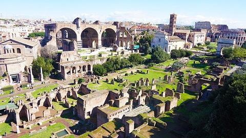 提帕萨古罗马遗址公园旅游景点攻略图
