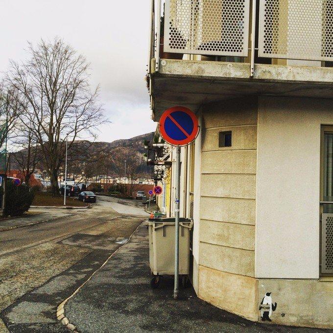 卑尔根街头随拍图片