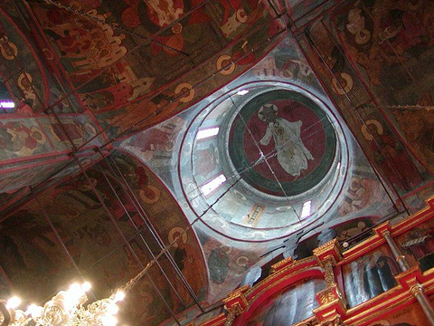 圣天使报喜东正教堂旅游景点图片