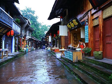 柳江古镇旅游景点图片