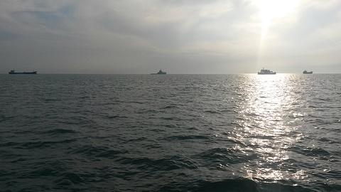 望夫礁旅游景点攻略图