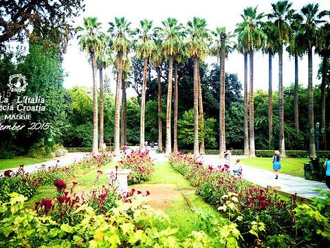 国家花园旅游景点图片