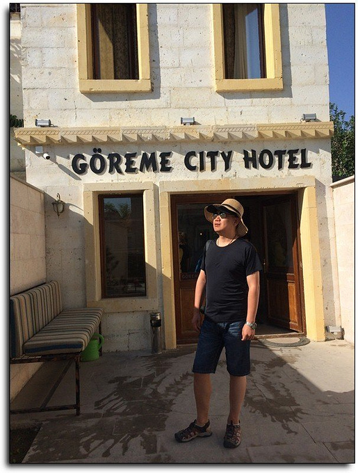 格雷梅城市酒店图片