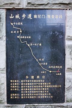 山城步道旅游景点攻略图