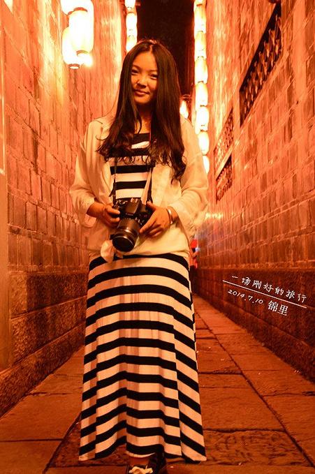 锦里古街图片