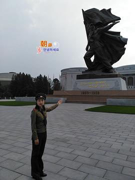 祖国解放战争胜利纪念馆旅游景点攻略图