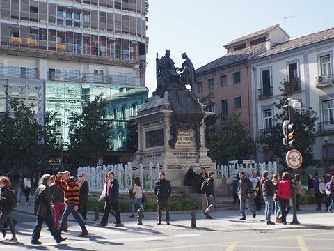 伊莎贝尔天主教广场旅游景点图片