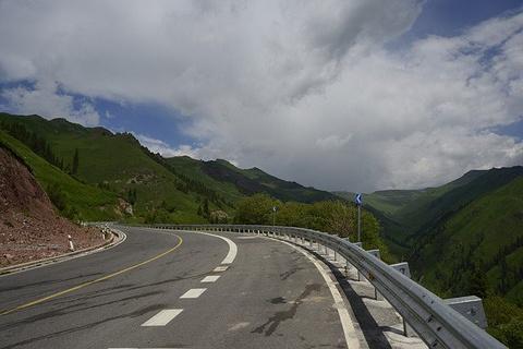 独库公路纪念碑旅游景点攻略图