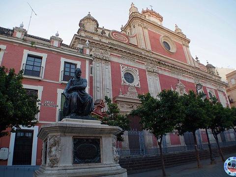 萨尔瓦多教堂旅游景点图片