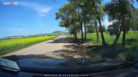 丰宁坝上旅游景点攻略图
