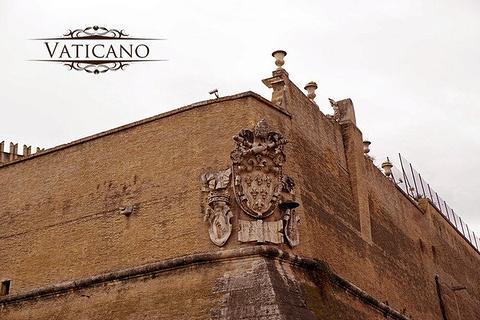 梵蒂冈博物馆旅游景点攻略图