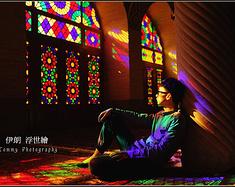 喜欢上伊朗的彩色光影