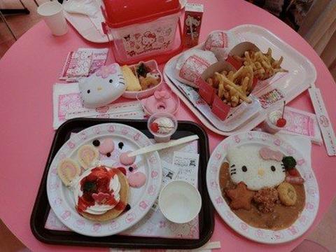 三丽鸥彩虹乐园旅游景点图片