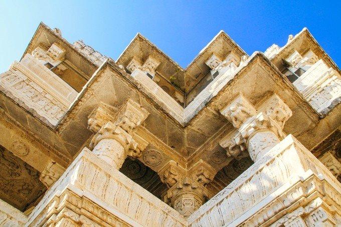 加各狄许神庙图片