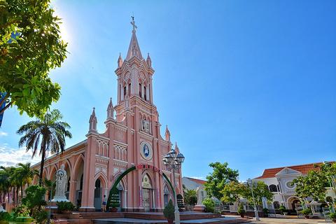 岘港大教堂的图片
