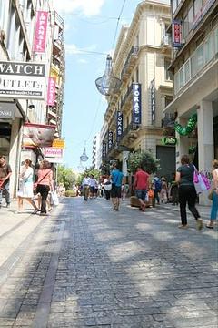 Ermou大街旅游景点攻略图