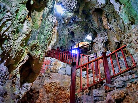 龙门飞瀑旅游景点图片