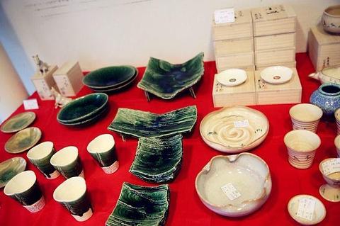 奈良工艺馆旅游景点攻略图