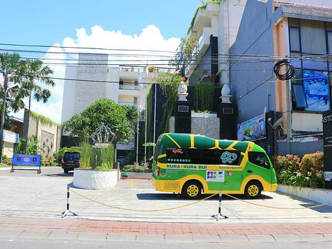库塔洋人街旅游景点图片