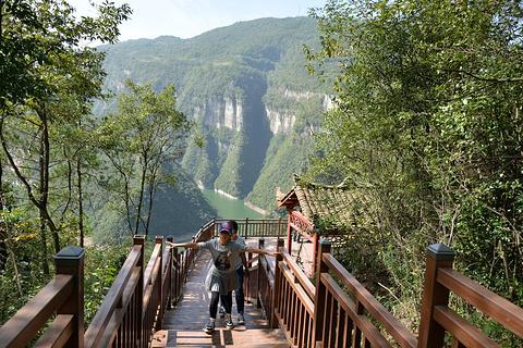 灵龙峡大拐弯生态旅游区