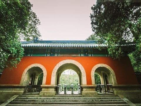 红山门旅游景点图片