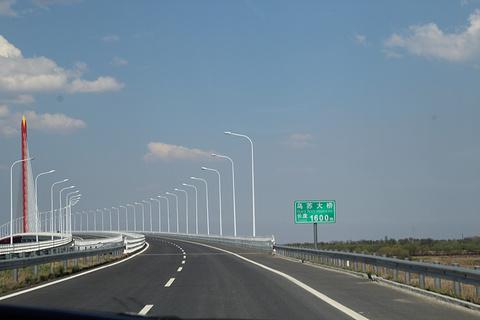 乌苏大桥旅游景点攻略图