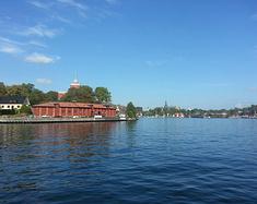 所谓伊人,在水一方——北方威尼斯瑞典游