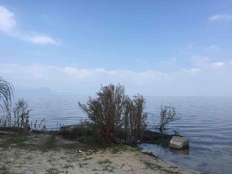 抚仙湖景区旅游景点攻略图