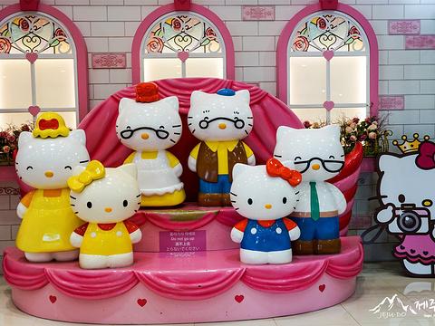凯蒂猫主题馆旅游景点图片