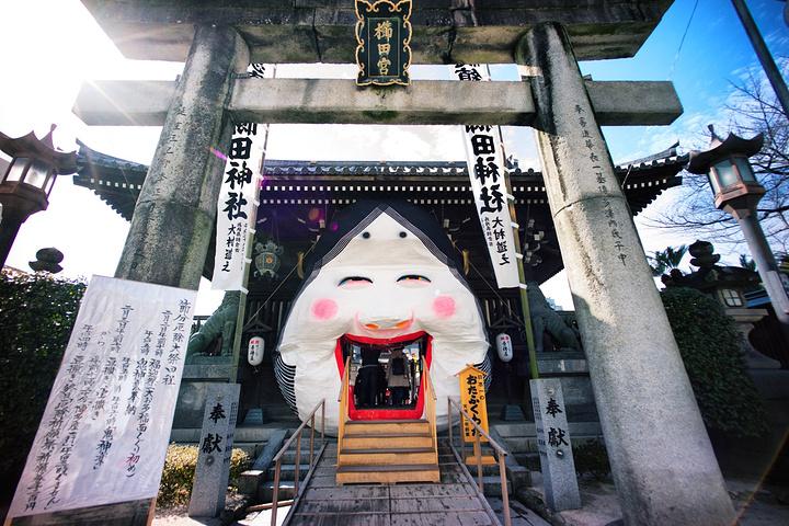 """""""栉田神社是博多人民的总镇守,心中的守护神..._栉田神社""""的评论图片"""