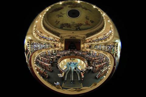 El Ateneo Grand Splendid旅游景点攻略图