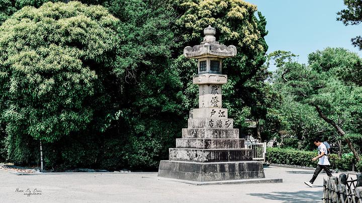 """""""沿着小町通一路走,跟着指示和人流便能顺利..._鹤冈八幡宫""""的评论图片"""