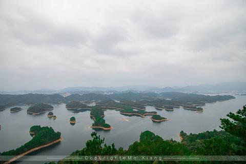 千岛湖东南湖区景区