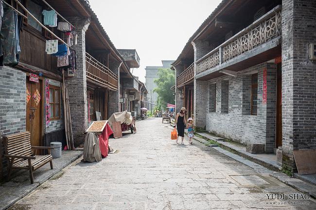 兴坪古镇图片