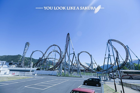富士急游乐园的图片