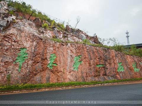 千岛湖石林景区旅游景点图片