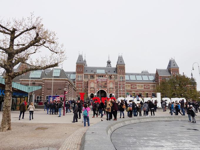 荷兰国立博物馆图片