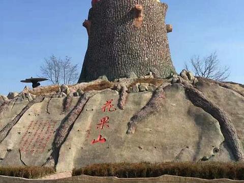大梨树村生态旅游区旅游景点图片