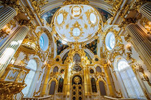 圣彼得堡旅游景点图片