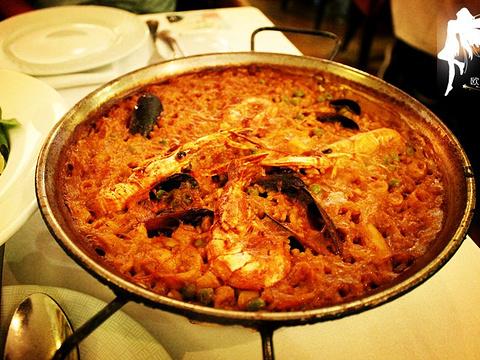 巴塞罗那拉芳达餐厅旅游景点图片