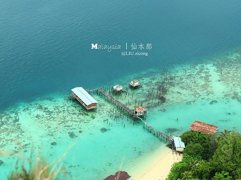 仙本那旅游景点图片