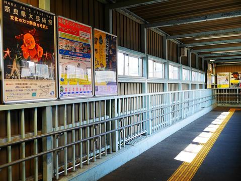 JR稻荷站旅游景点攻略图