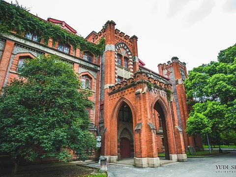 苏州大学旅游景点图片