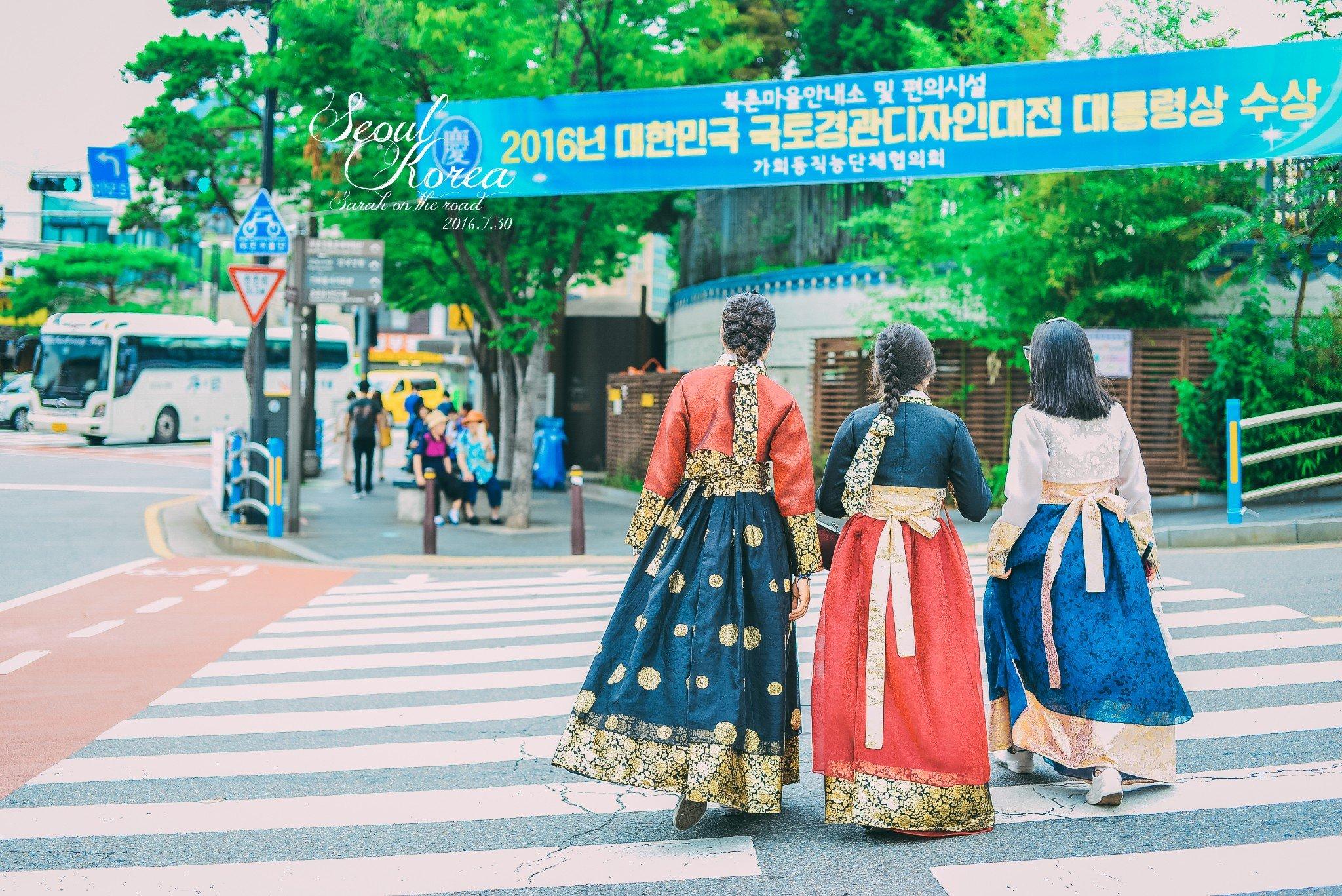 首尔文化3日线路